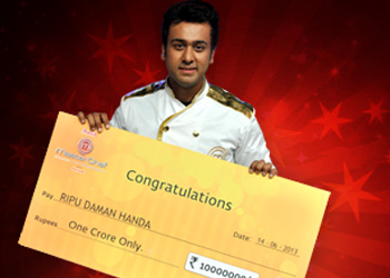MasterChef India Gets Its First Male Winner