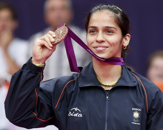 Saina Nehwal - Healthy Diet And Determination Won Her The Bronze 