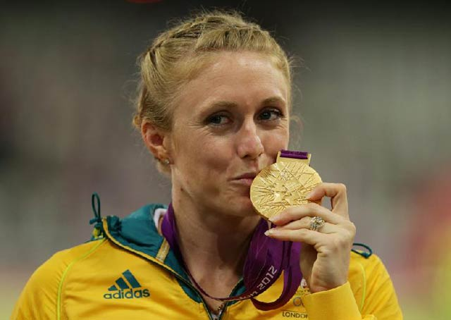 Sally Pearson- Focus On Diet And Fitness For The Gold