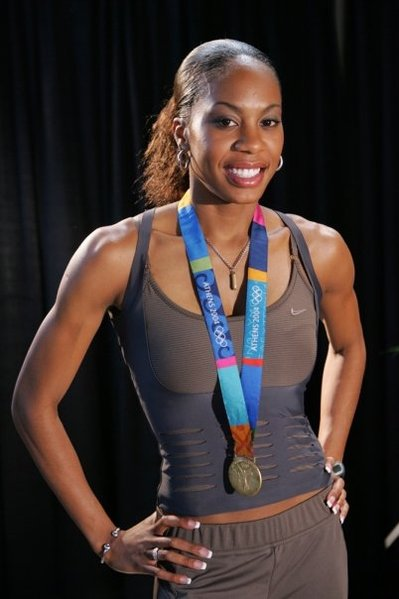 Sanya Richards-Ross: Fitness, Nutrition, Olympic Gold