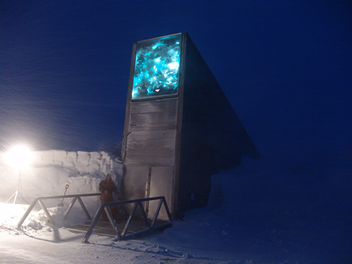 'Doomsday' Vault Is Key To Food Safety