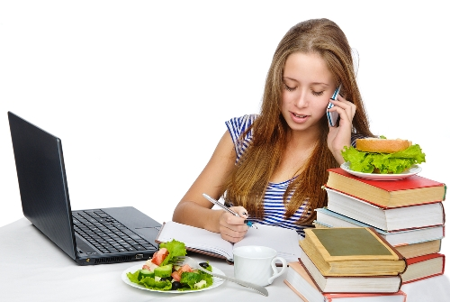 Top 5 Power Snacks To Help You Study