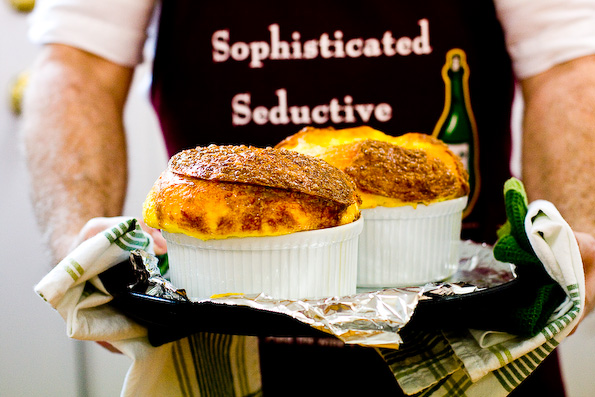 Say Cheese! Its National Cheese Soufflé Day