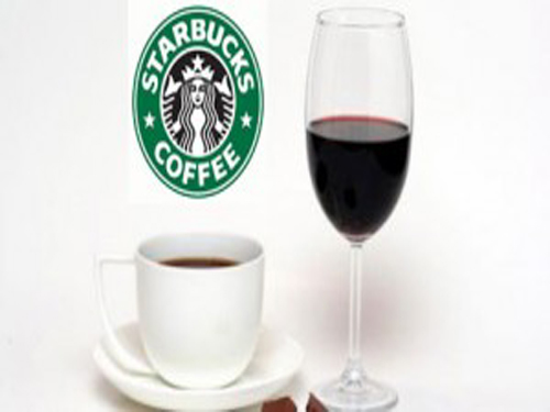 Starbucks Goes The Boozy Way
