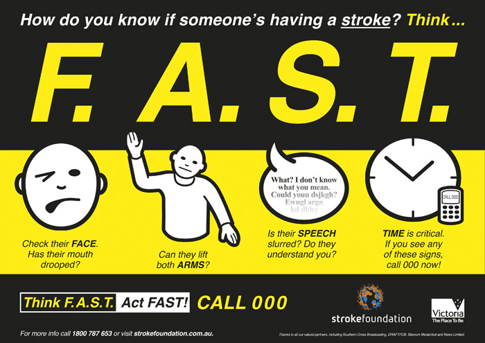 What To Do In A Stroke