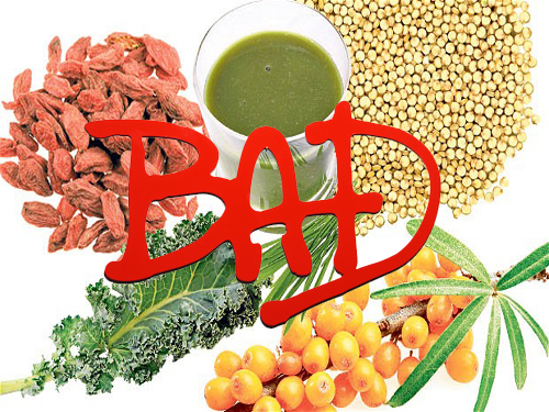 OMG! Superfoods Can Be Bad Too!