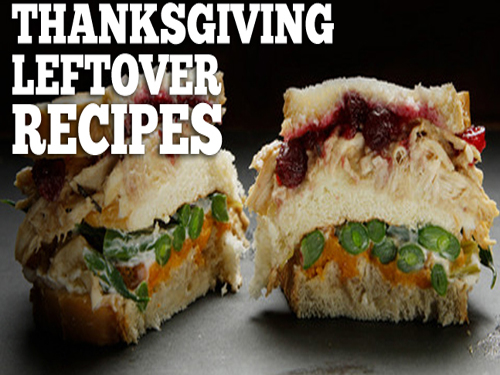 10 Delightful Dishes Made With Thanksgiving Leftovers