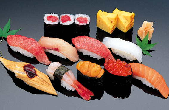 Brush Up  Your Sushi Knowledge