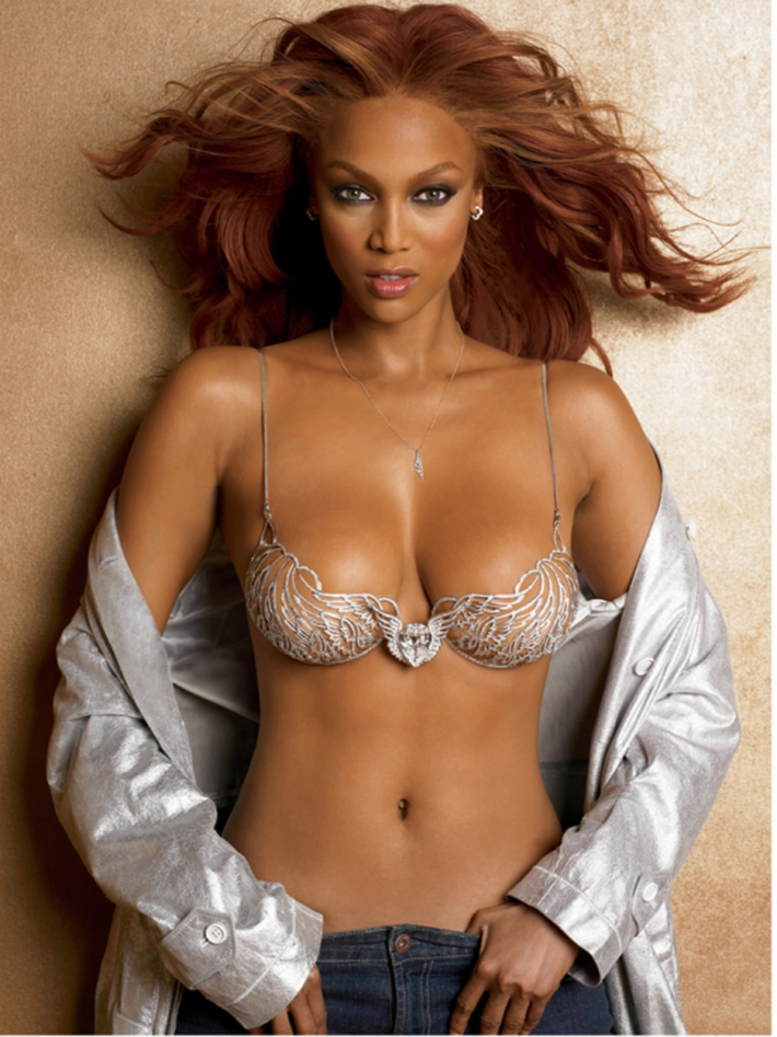 Tyra Banks Says I Need Some Ass""