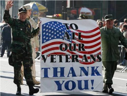 Top 10 Dishes To Thank Our Veterans