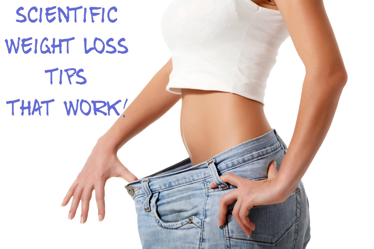 Scientific Weight Loss Is Easy!