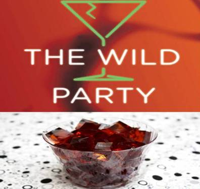 Top 5 Whacky Wild Party Cocktails