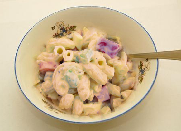 Posted In: Ham And Macaroni Salad