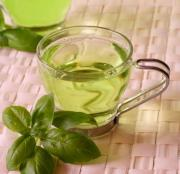 Refreshing green tea diet plan