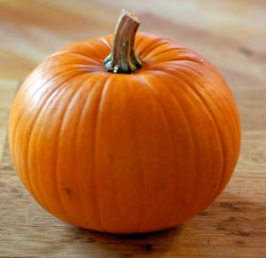 Pumpkin for steaming