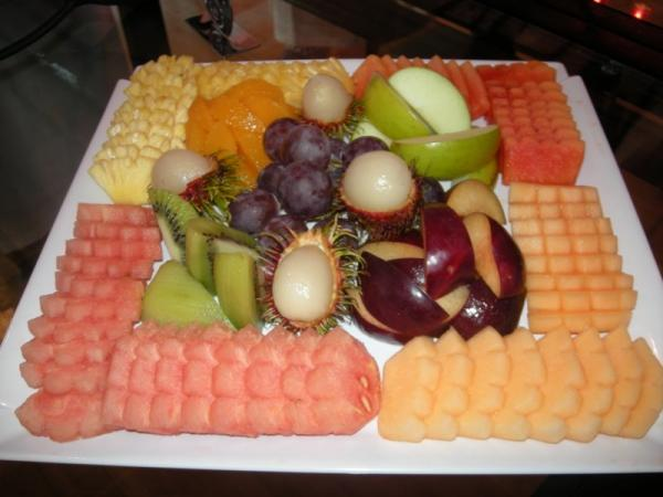 Is it fruit salad mouthwatering ???